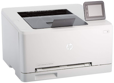 Safeguard information in addition to easily produce out devices amongst a suite of essential safety in addition to management HP LaserJet Pro M252dw Driver Downloads