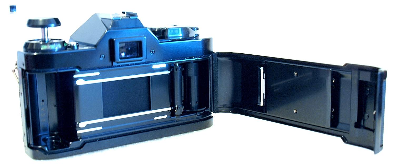 Canon AE-1 Program (Black) Body #621