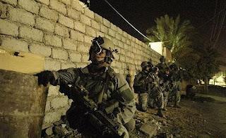مصادر استخبارية تؤكد انتشار قوات أميركية و اسرائيلية  باسلحة ثقيلة بمناطق جنوب اربيل ! في كردستان !
