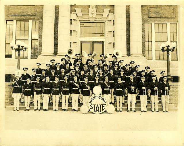 Mississippi State Band Hickory Ridge Studio