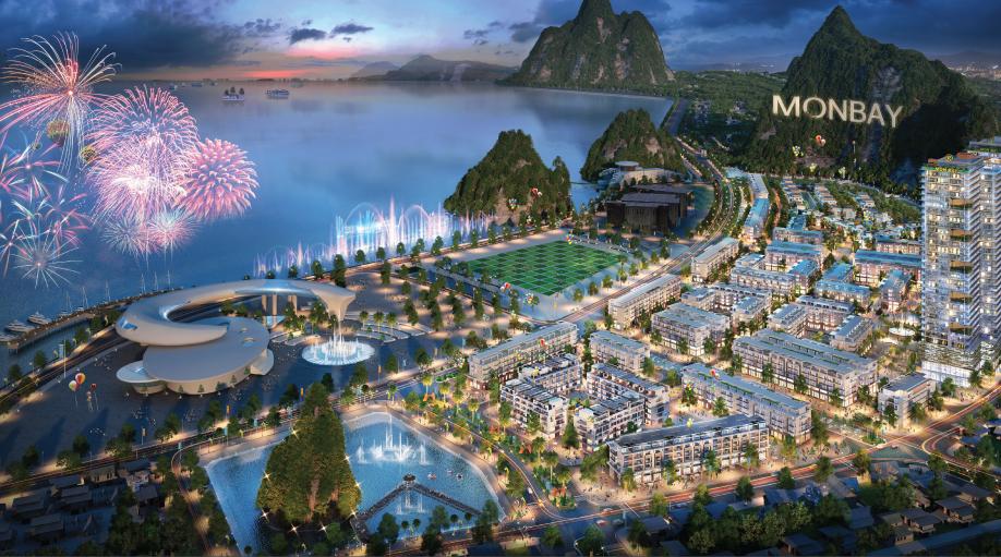 Dự án Mon Bay Hạ Long thu hút khách hàng với 10 ưu điểm vượt trội