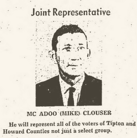 The Strangest Names In American Political History : McAdoo