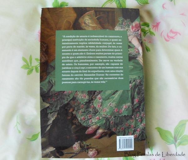 Resenha, livro, Amantes, Elizabeth-Abbott, record, sinopse, capa,