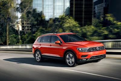 2019 Volkswagen Tiguan Rumeurs, Caractéristiques, Prix, Date de sortie