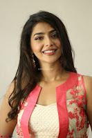 Aishwarya Lekshmi looks stunning in sleeveless deep neck gown with transparent Ethnic jacket ~  Exclusive Celebrities Galleries 023.JPG