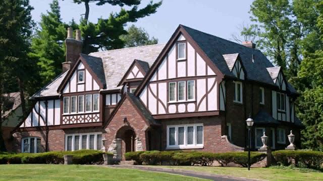 Tudor en Arquitectura