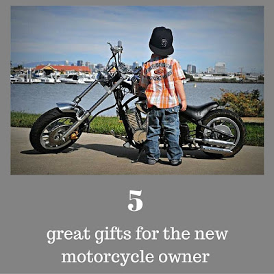 Motorcycle Oil Change Near Me >> The Cheap Biker: 5 great gifts for the new motorcycle owner