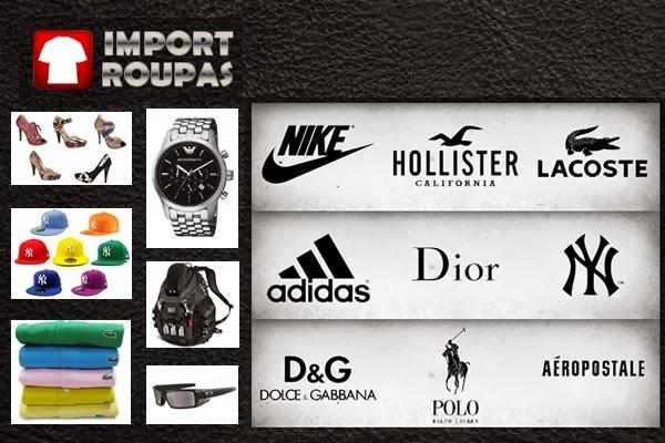 b0481f901bb As roupas de marcas famosas têm sido cada vez mais exclusivas para as  classes mais altas. O grande problema é que mesmo um revendedor no Brasil  não consegue ...