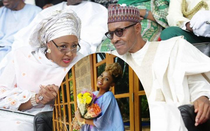Yemi Alade blasts Buhari, Donald Trump over Aisha Buhari speech