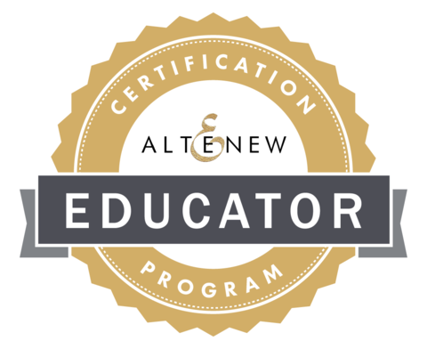 Altenew - Certified Educator