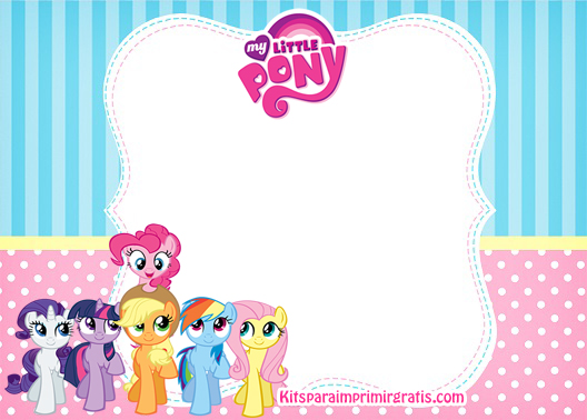 my little pony free printable mini kit oh my fiesta for geeks