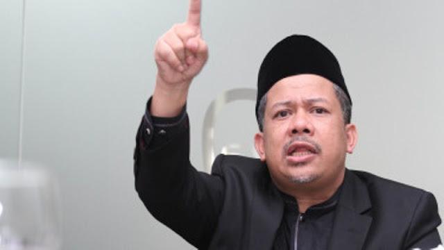 #2019GantiPresiden Dilarang, Ini Tanggapan Tegas Fahri