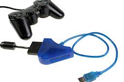Cara Memainkan Game PC dengan stik PS2 pada Windows 7