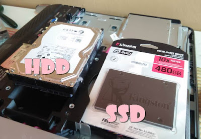 LAPTOP SLOW RAM ATAU SSD YANG PERLU DI UPGRADE | OK COMPUTER SOLUTION 5