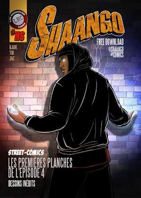 Shaango Hors série