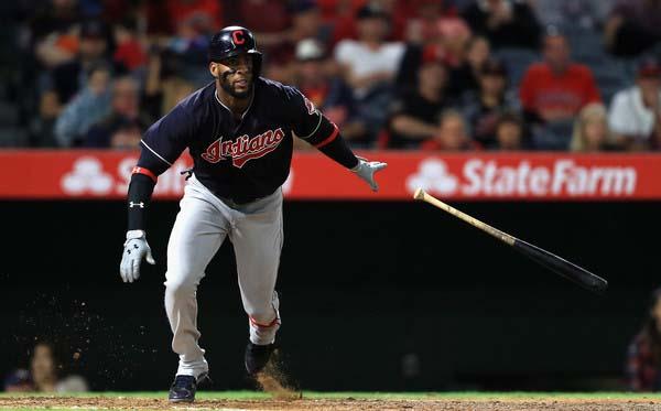 Yandy no veía acción en las mayores desde el 1ro de octubre del 2017 y este es su segundo partido de 4 imparables en la MLB