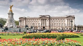 Buckingham Palace - Inggris