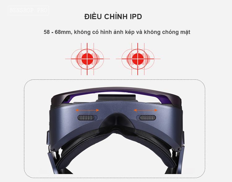 VR Glasses G300