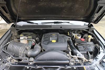 Foto Mesin Chevrolet Trailblazer 2.8 Liter