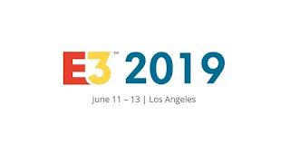 E3 2019 - Datas e horários das conferências