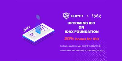 La plataforma XCrypt
