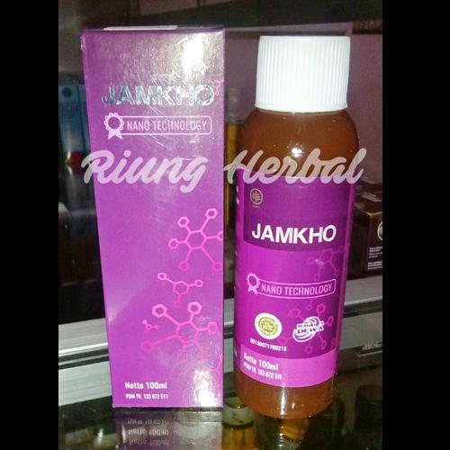 Jamkho Obat Herbal Kolesterol