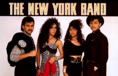 The New York Band - Cada Dia Te Quiero Mas