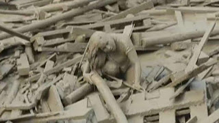 Viral Videos of People Dramatically Escaping from Peruvian Mudslide Emerges