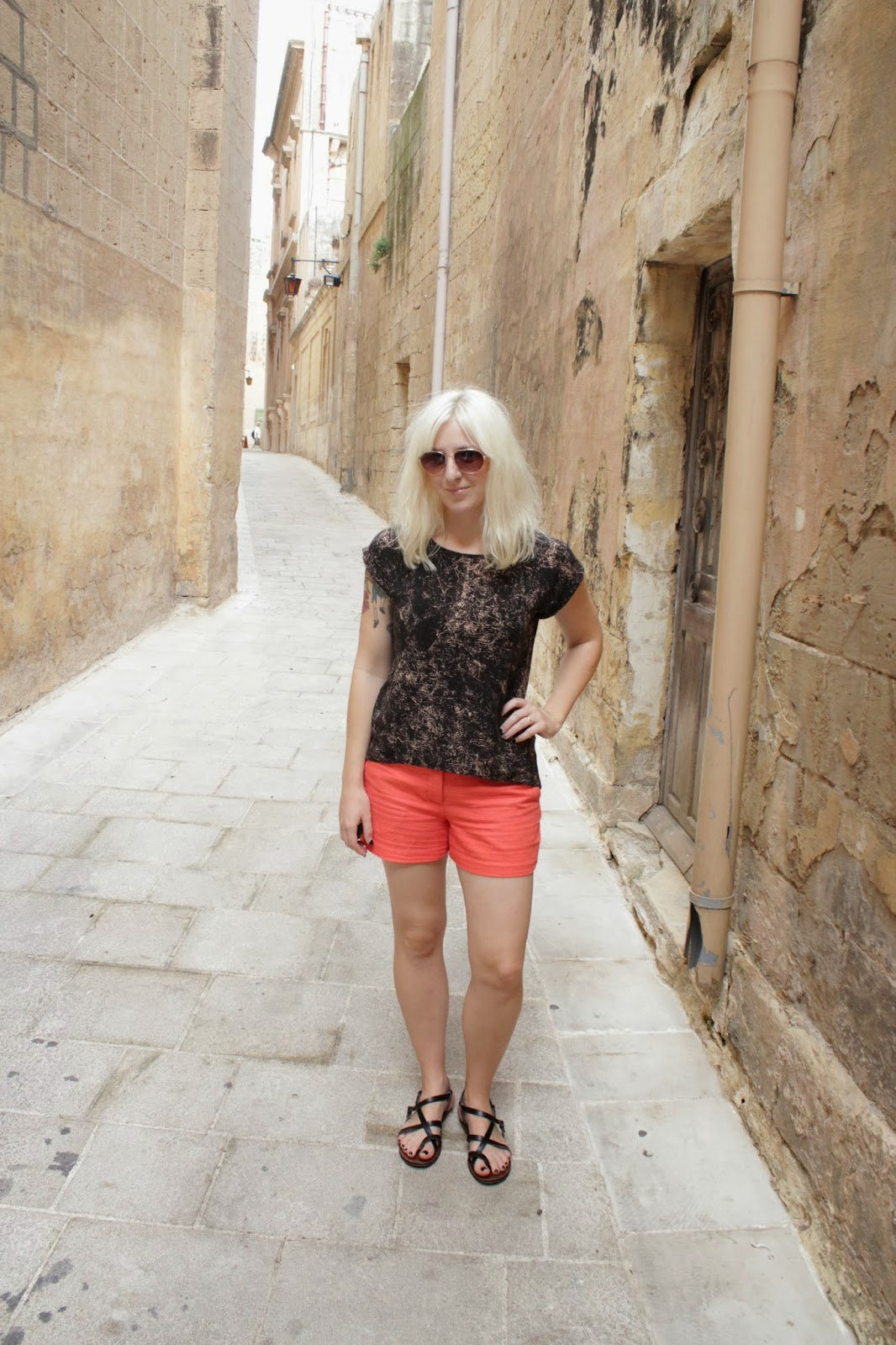 nashville narnian: What I Wore on our Mediterranean Cruise