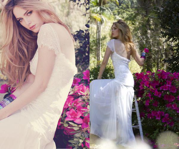 WhiteAzalea Simple Dresses: Simple Wedding Dresses With