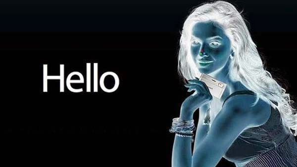 Awesome Illusions That May Make Your Brain Explode - Stare at the colored dots on the girl's nose for 30 seconds. Then look at a white surface and start blinking.