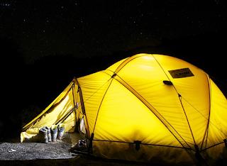 Tutorial Lengkap Cara Mendirikan Tenda Besar dan Kecil