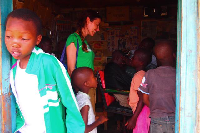 Fra Miro Babić, Mali dom, misija, Afrika, volontiranje, Ana Josipović