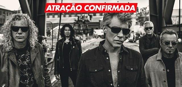 Bon Jovi retorna ao Brasil para apresentação no Rock In Rio