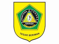 Lirik Mars Tegar Beriman - Kabupaten Bogor