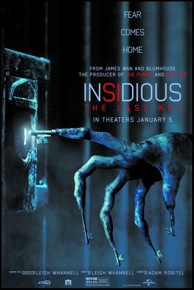 Insidious Chapter 4: The Last Key (2018) ταινιες online seires xrysoi greek subs