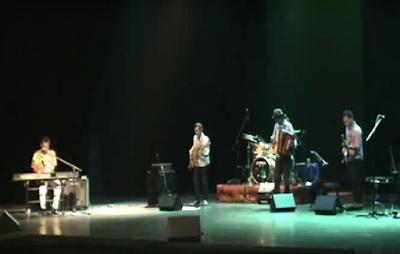 Bujanggi Jazz Melayu Performance