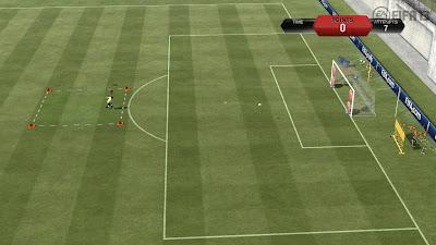 FIFA 13 Skill Games - Shooting