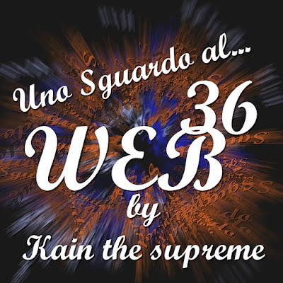 Uno sguardo al #web N° 36