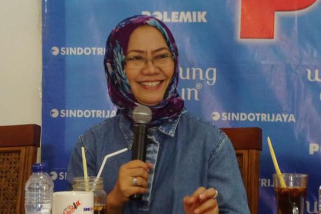 Peneliti Senior LIPI, Siti Zuhro