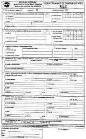 formulario-registro-unico-de-contribuyente-panama