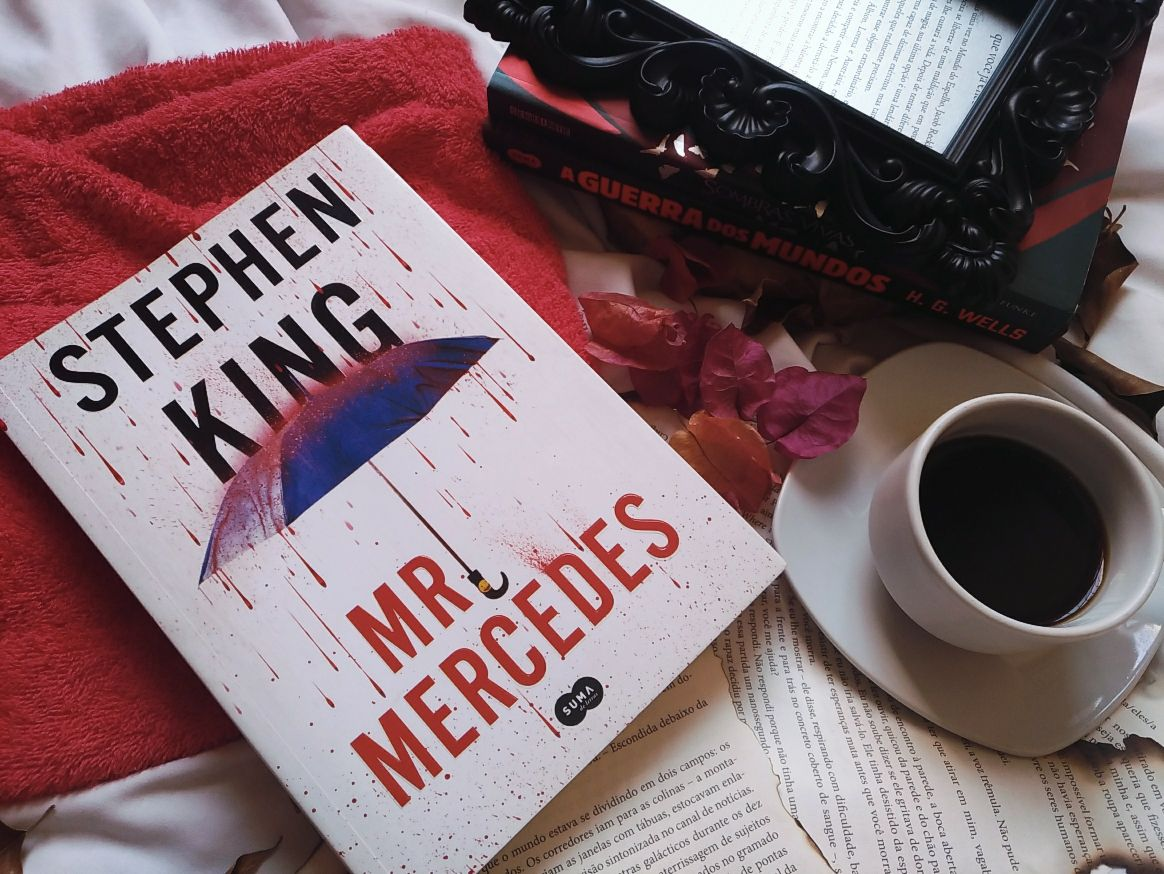 Livro Mrs. Mercedes - Stephen King