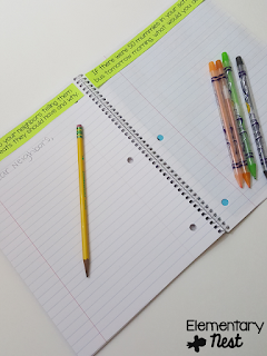 October Writing journal prompts- October Activities for a primary classroom- PLUS a freebie!