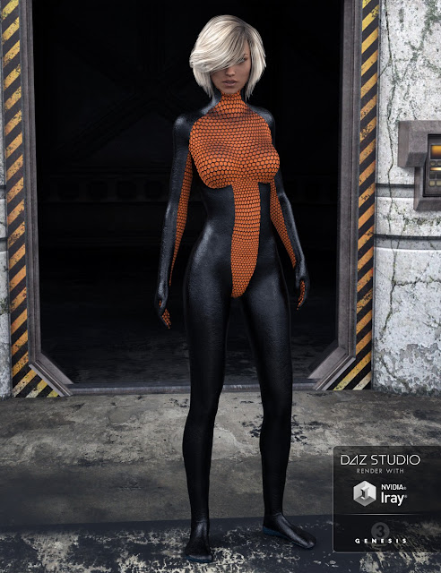 Unit Aries for Genesis 3 Female