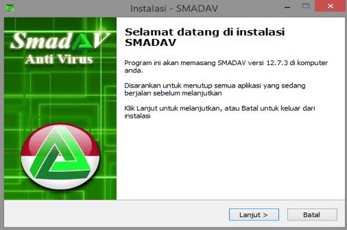 Instal Smadav2