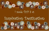 Inspiration Destination #128 - TOP 3