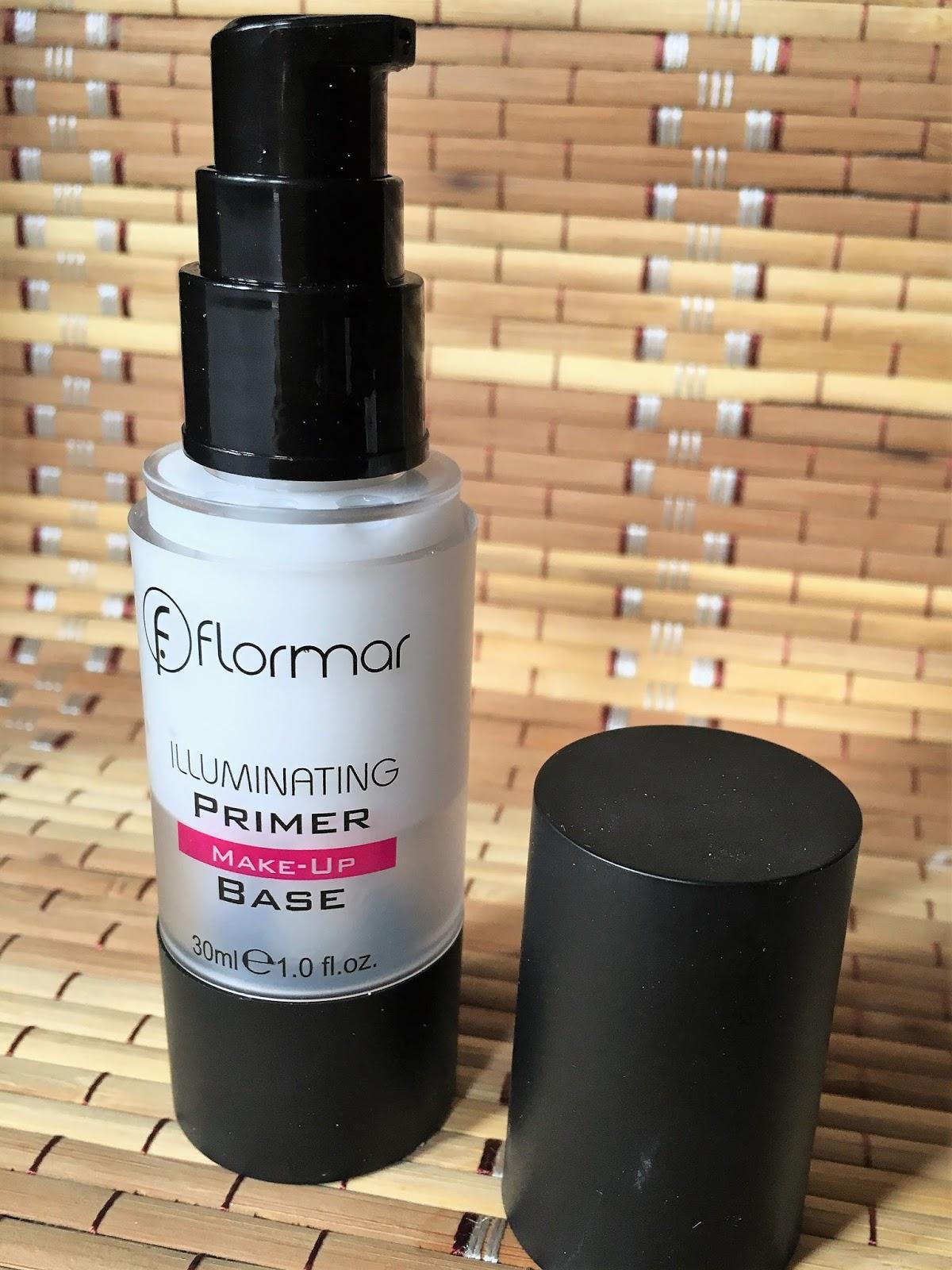 Flormar Illuminating Primer Make Up Base 30ml Daftar Harga