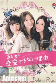 Watashi ga Renai Dekinai Riyuu - The Reason I Can't Find My Love 2013 Poster