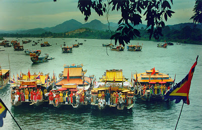 Vé máy bay Tết Dương Lịch đi Huế 2016