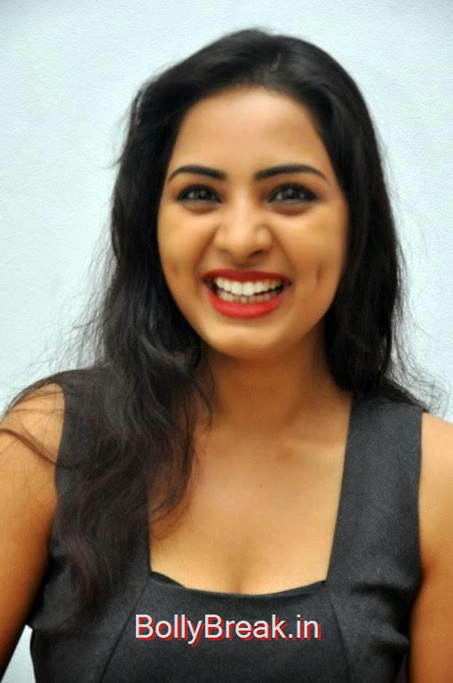 Srushti Dange Unseen Stills, Srushti Dange Hot Pics from Darling Tamil Movie Audio Launch